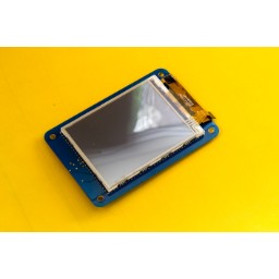 Touch Display Module for Netduino Go – Product –  NET Micro